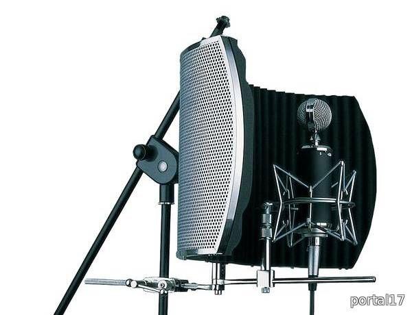 Акустический экран для микрофона своими руками видео 19